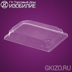 Крышка С-19К ПРОЗРАЧНАЯ (420шт./уп.)