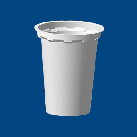 Стакан молочный 95.400.3 (1000шт./уп.)