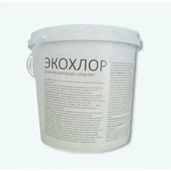 Дезинфицирующее средство ЭКОХЛОР 3,4 №300