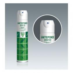 Аэрозоль антимикробный Бактерокос Ментол