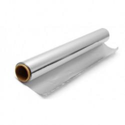 Фольга алюминиевая пищевая 290мм, стандартная (8-9мкм)